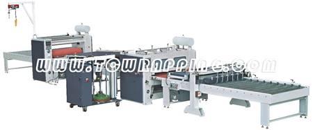 TC-PUR(700/1350)高光平贴生产线
