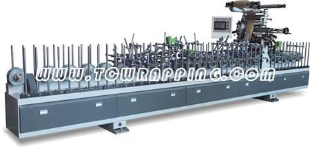 TCB-PUR(300/450/600)多功能包覆机(卷材)